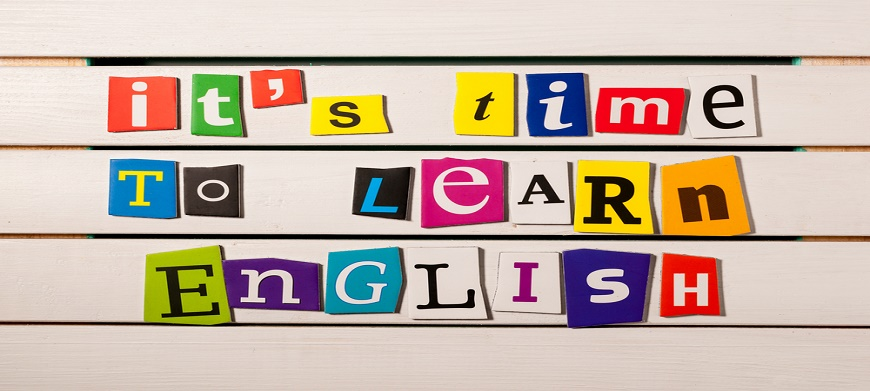 Let's  go learn English